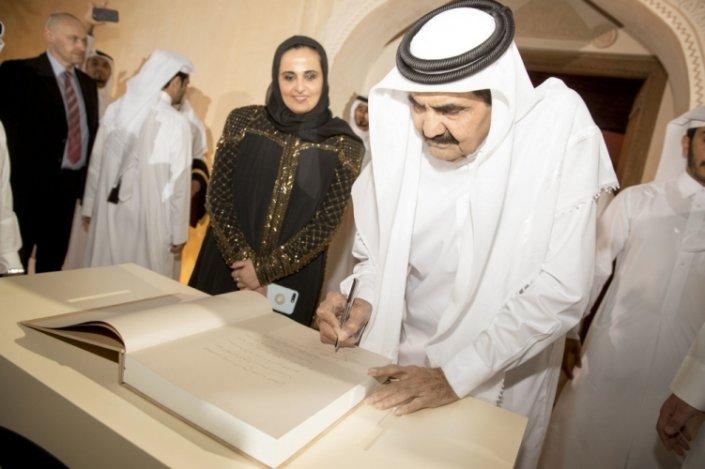 Sheikha Al Mayassa: NMoQ embraces Authenticity and Modernity
