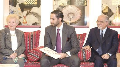 'The Majlis – Cultures in Dialogue' reflects civilisations