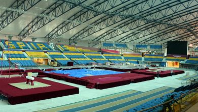 Today's Artistic Gymnastics World Cup begins at Aspire