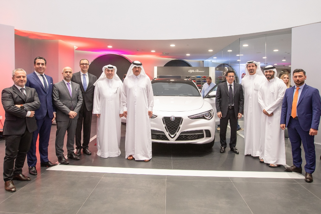 Officially, Alfardan Sports Motors is the authorized reseller for Alfa Romeo, Fiat, Abarth & Fiat Professional in Qatar