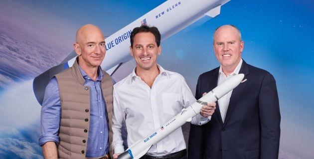Amazon to reach the world with satellites providing internet