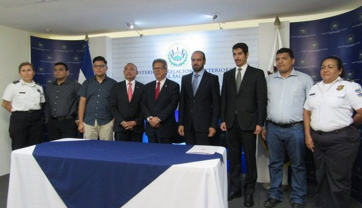 $100,000 Qatar grant to support kin of El Salvador cops who died during duty