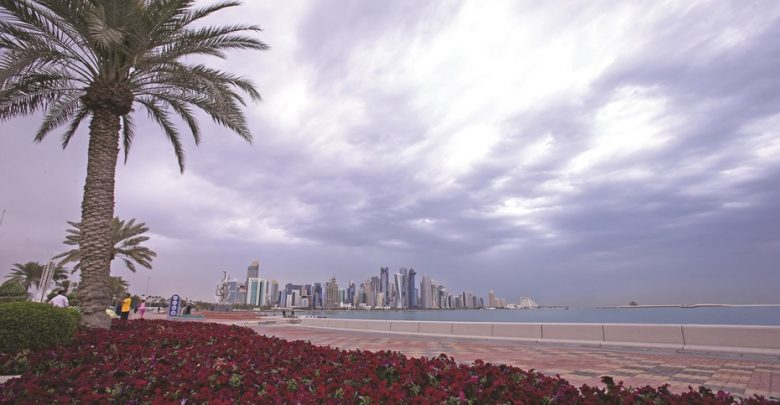 Department of meteorology warns of thundery rain & strong wind