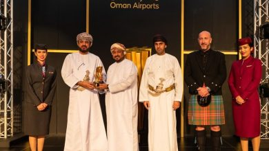 Qatar Airways wins two awards at the Oman Airports Awards 2019
