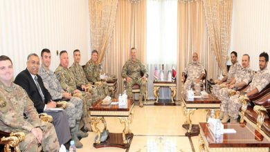 Chief of Staff meets Commander of US Air Forces Central Command