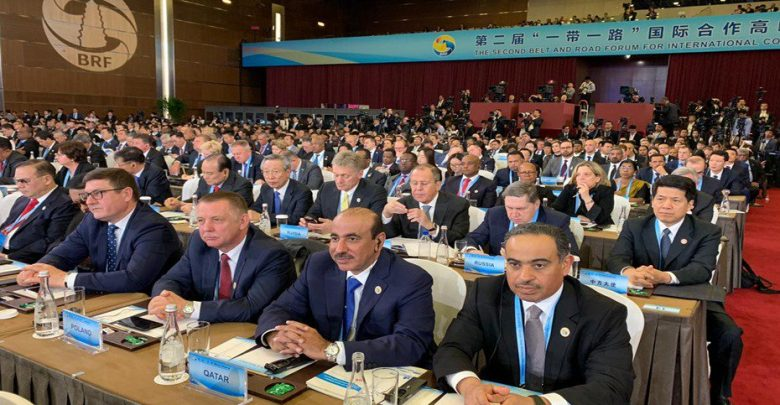 Qatar among first to support Belt & Road Initiative