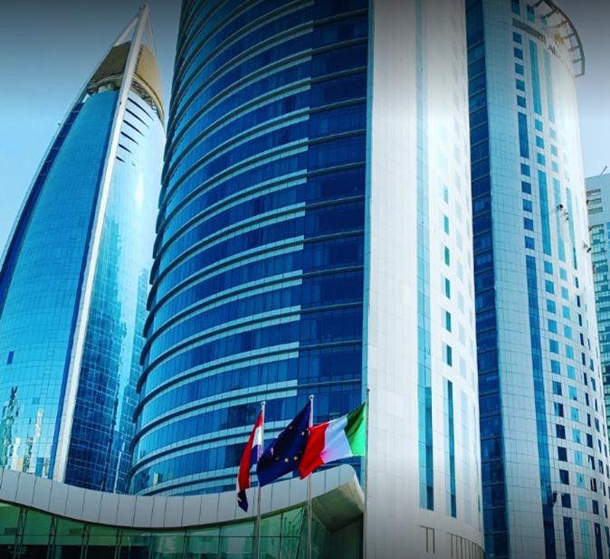 Italian PM opens new embassy at Alfardan Office Tower