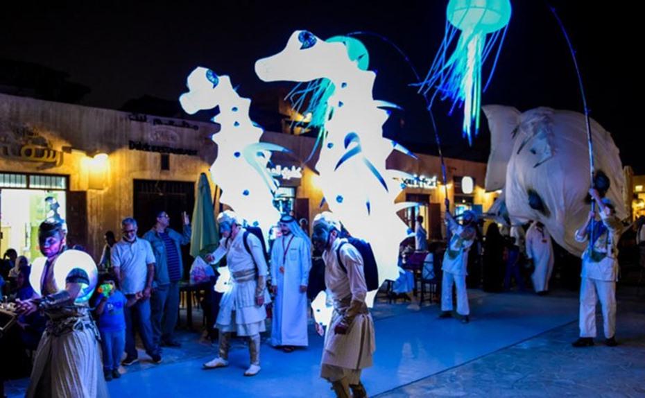 April Festival comes to a close at Souq Waqif, Souq Al Wakrah