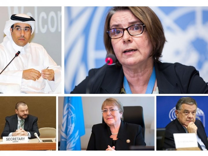 Global meet on combating impunity begins today