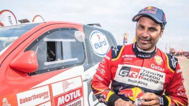 Nasser Al Attiyah on the 2020 Dakar Rally!