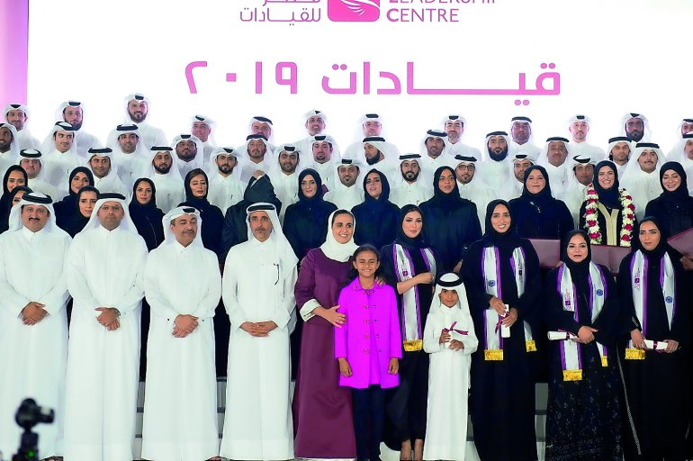 QLC celebrates graduation of 118 Qataris at NMoQ