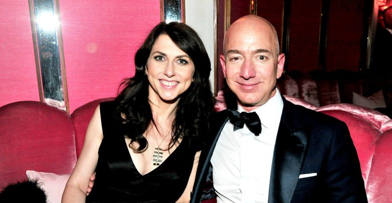 Ex-wife of Amazon's CEO is third richest woman in the world