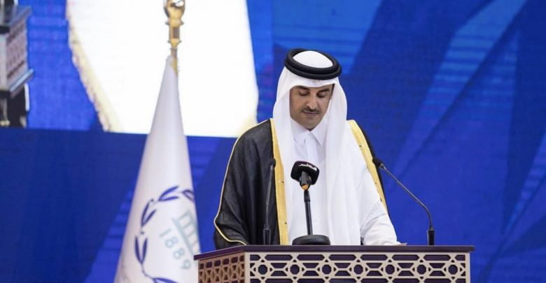 Amir attends opening of IPU assembly