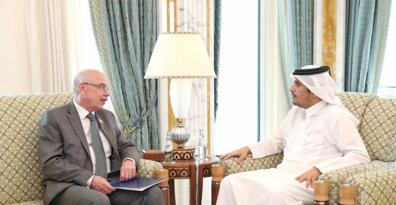 Qatar's strong support for UN efforts in fighting terror hailed
