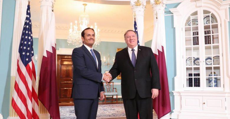 Deputy PM Meets US Secretary of State