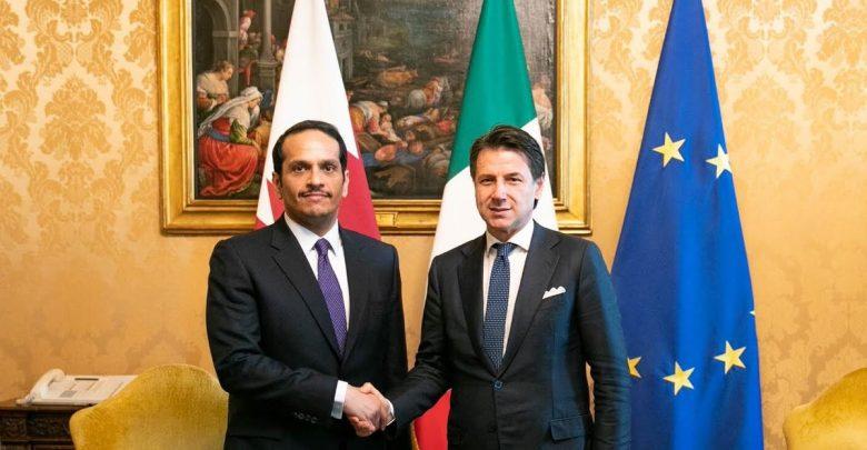 Deputy PM meets Italian Prime Minister in Rome