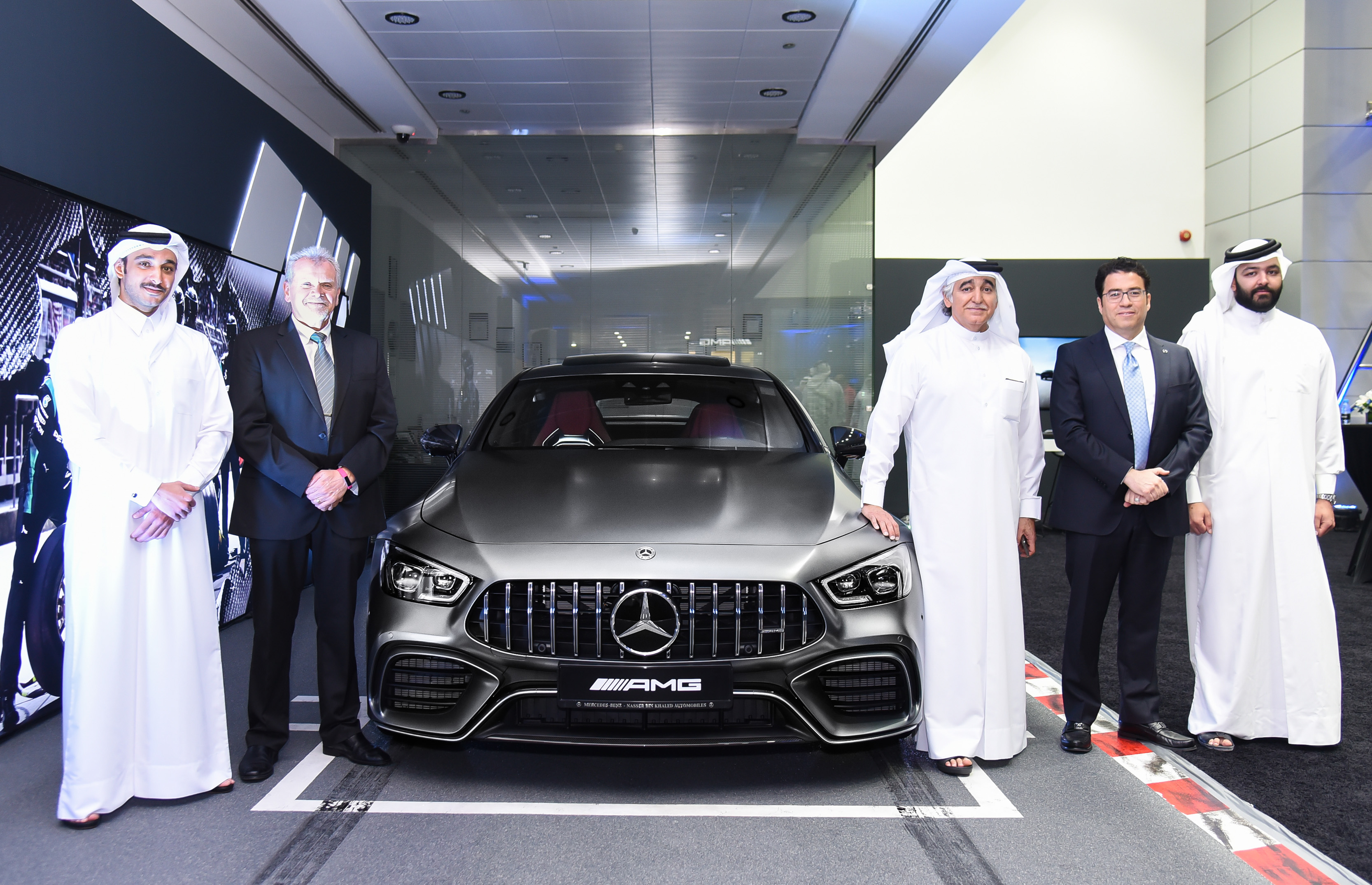 NBK Automobiles hosts private viewing for the new Mercedes-AMG GT 4-Door coupé