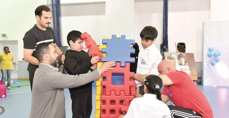 Ooredoo sponsors several events to mark World Autism Awareness Day