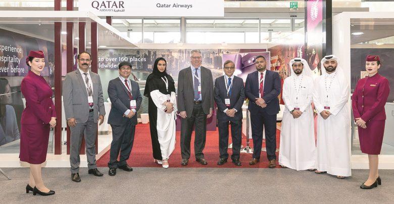 Qatar Airways participates in Moushtarayat 2019