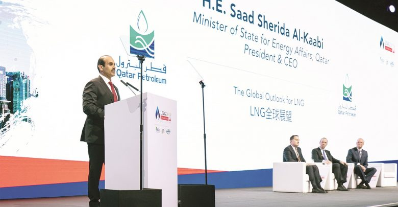 QP announces major contracts for Qatar's LNG expansion project