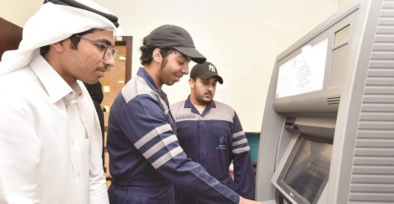 Qatar Technical High School pupils visit QNB
