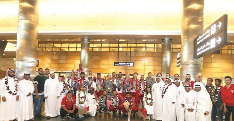 Handball: Al Duhail clinch Asian Club League title