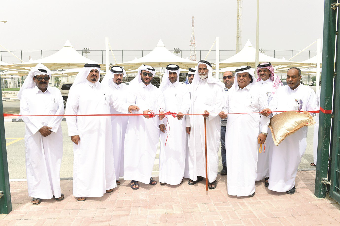 New park opens in Al Shahaniya with mini zoo