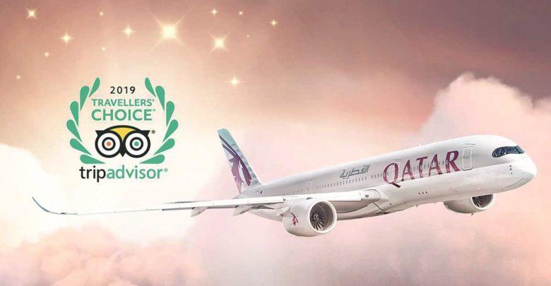 Qatar Airways wins six TripAdvisor Travellers' Choice Airline Awards