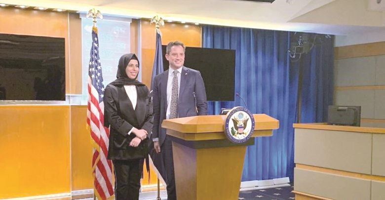 Qatar, US explore ways for enhancing bilateral relations