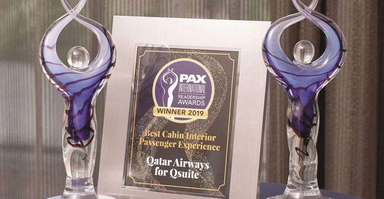 Qatar Airways wins big at PAX International Readership Awards