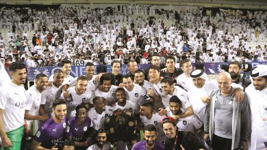 Classy Al Sadd win QNB Stars League crown