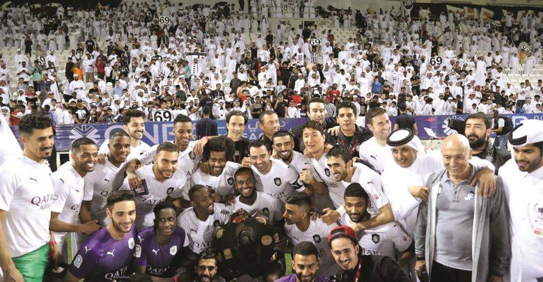 Classy Al Sadd win QNB Stars League crown