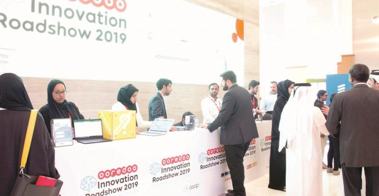 Innovations, technology on display at Ooredoo Innovation Roadshow