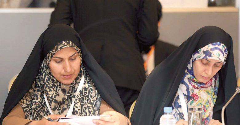 Forum of Women Parliamentarians emphasises gender equality