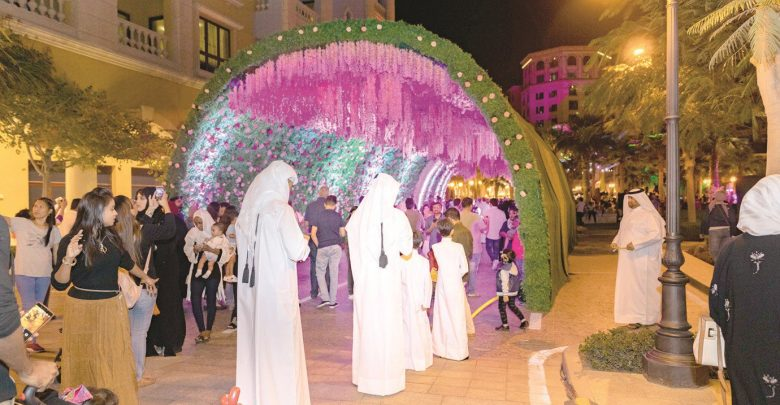 Medina Centrale Spring Festival at The Pearl-Qatar concludes successfully