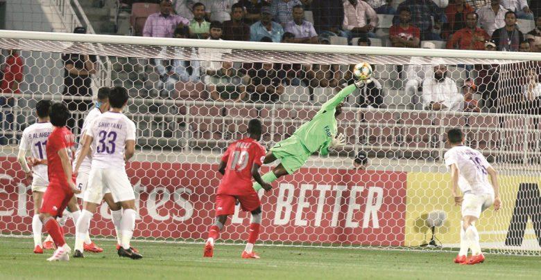 Al Duhail and Al Ain share points in four-goal thriller