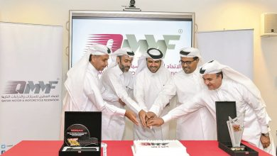 Qatar Motor and Motorcycle Federation celebrates success of Al Meer