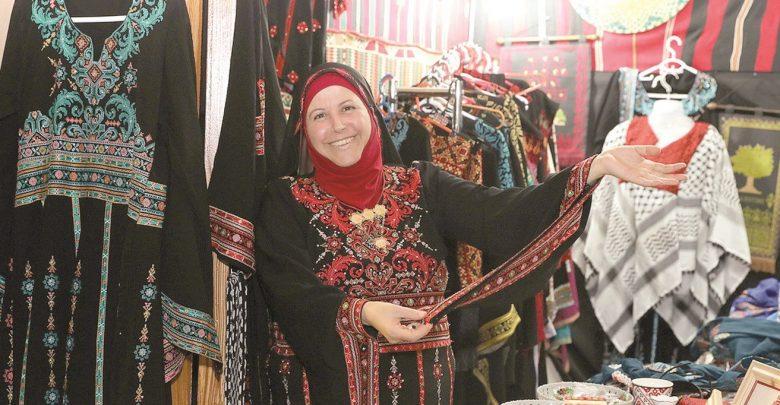 Festival offers Katara visitors authentic Palestinian heritage