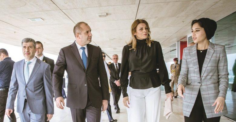 QF welcomes Bulgarian President
