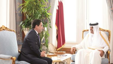 Amir receives message from King of Morocco