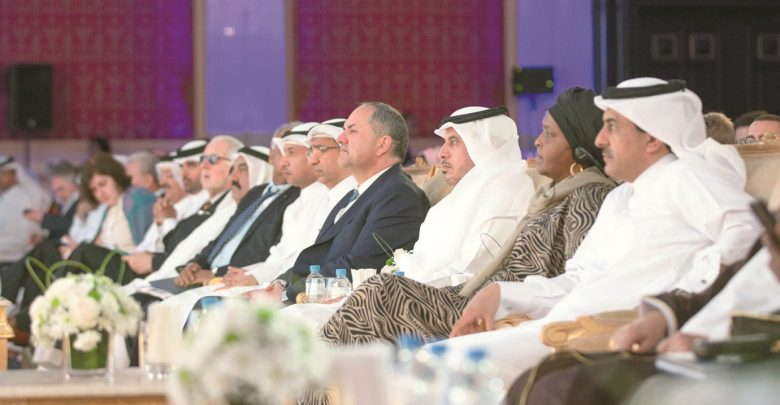 Prime Minister opened the International Conference to Combat Impunity
