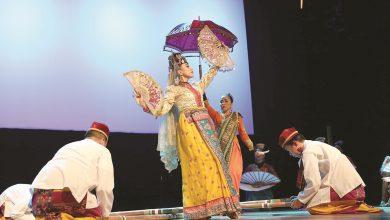 Filipino folkloric group mesmerises Katara audience