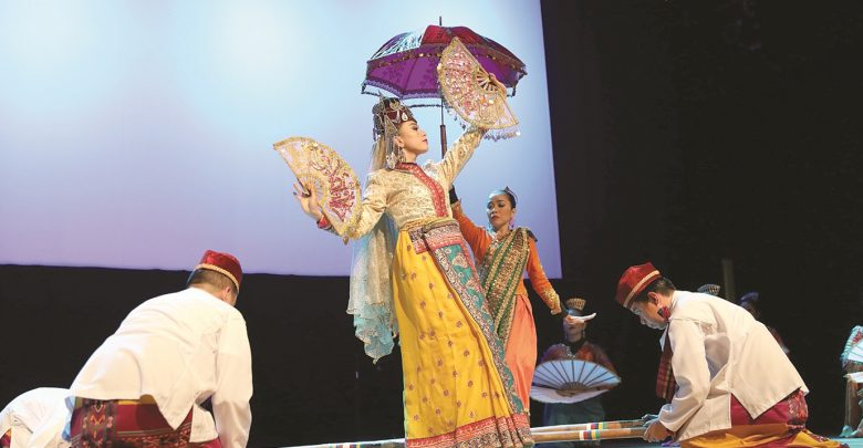 Filipino folkloric group mesmerises Katara audience