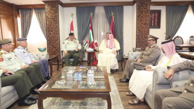 Qatar and Jordan sign defence agreements