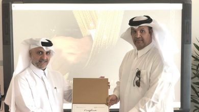 QFBA awards powerful leader certificate to Al-Meera official
