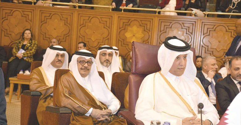 Arab League meets to discuss Palestinian issue