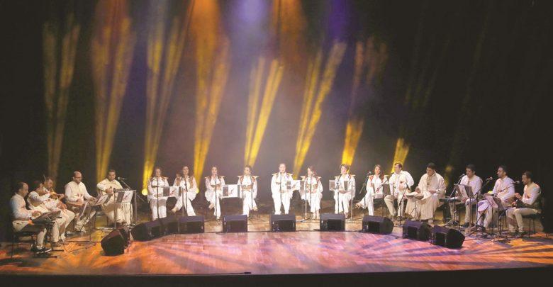 Concert shines spotlight on Tunisian music