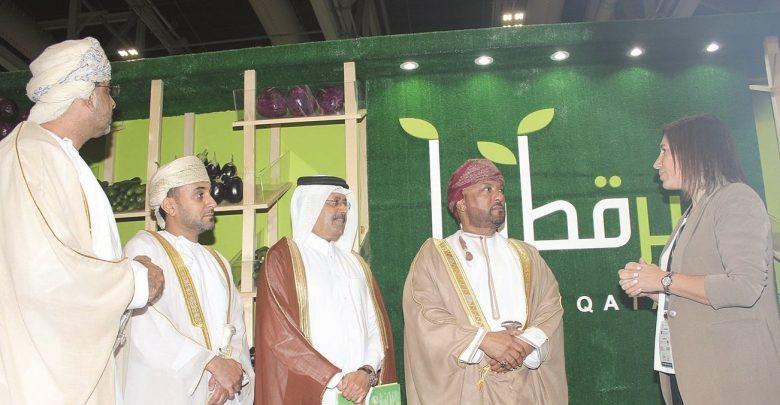 Khayr Qatarna showcased at Agro-Food Oman exhibition