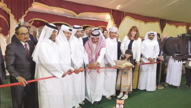International Dates Exhibition opens at Souq Waqif