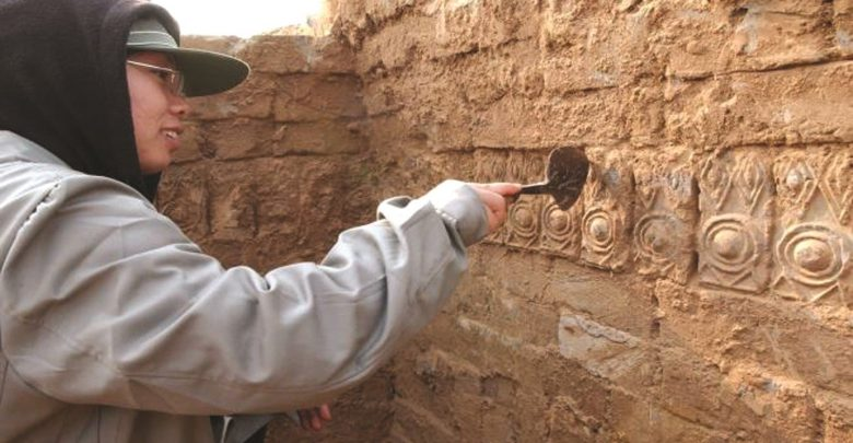 8 ancient ruins back more than 2,000 years ago discovered in China